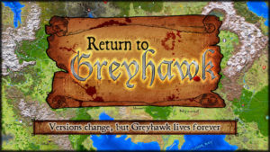 Return To Greyhawk